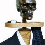 Камердинер с бронзовым черепом