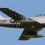 Истребитель F-86A Sabre (США)